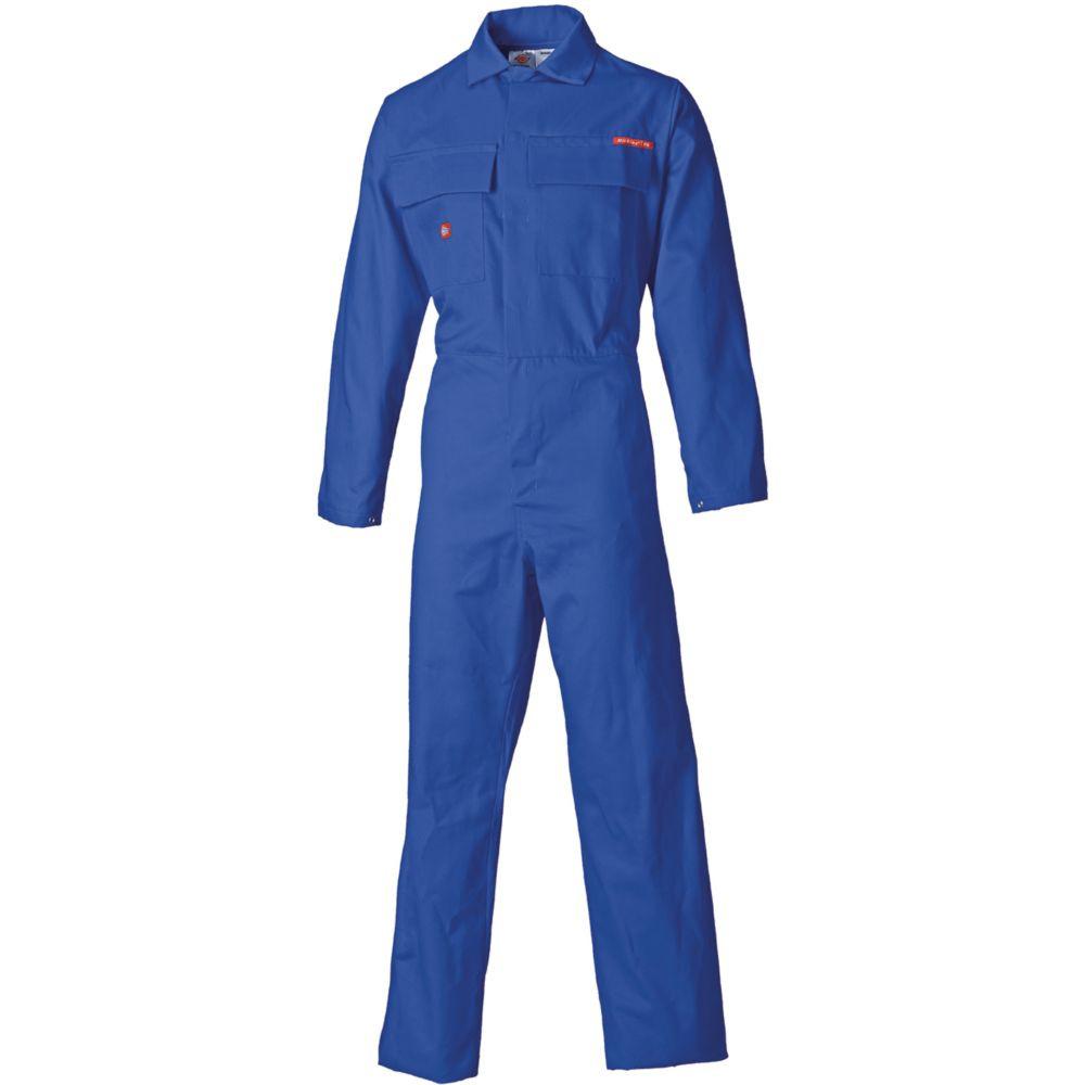 Combinaison de travail Ignifugée Dickies Proban - Bleu Royal