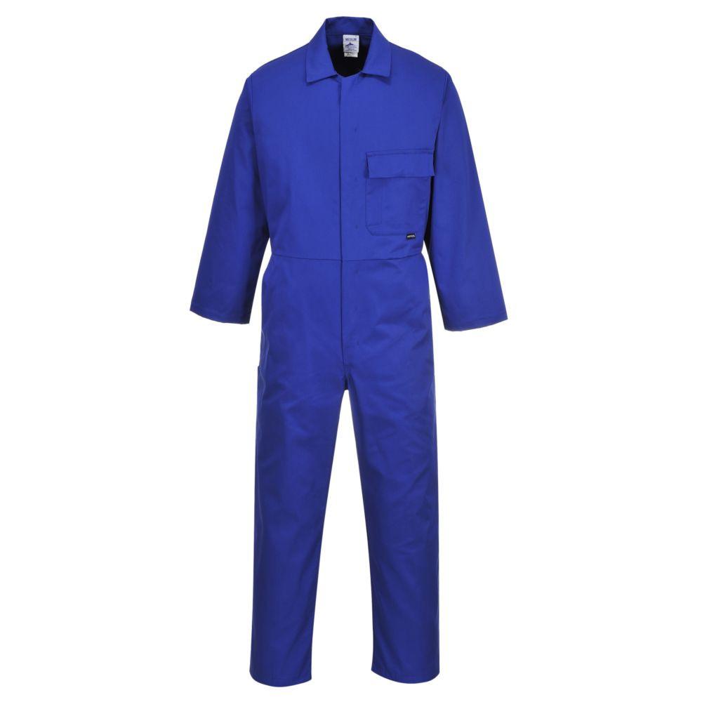 Combinaison de travail Portwest Standard - Bleu royal