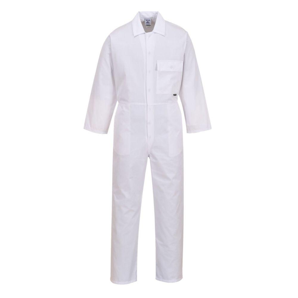 Combinaison de travail Portwest Standard - Blanc
