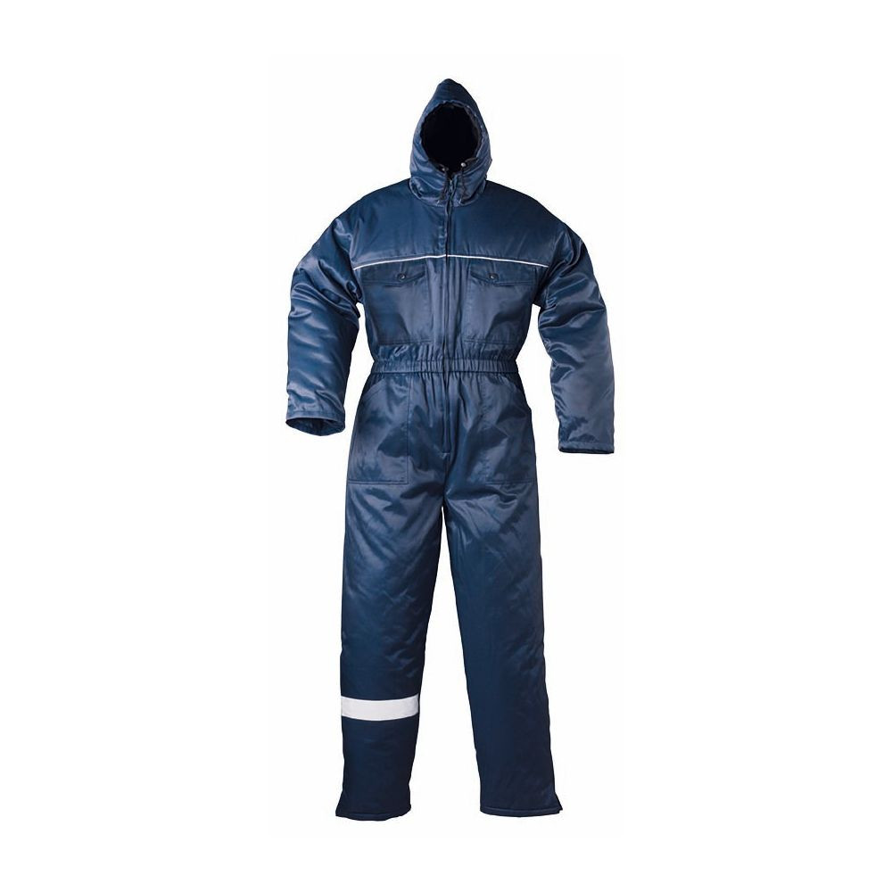 Combinaison hiver matelassée Coverguard Beaver - Bleu