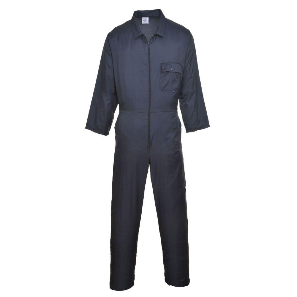 Combinaison zippée 100% nylon Portwest Workwear - Marine