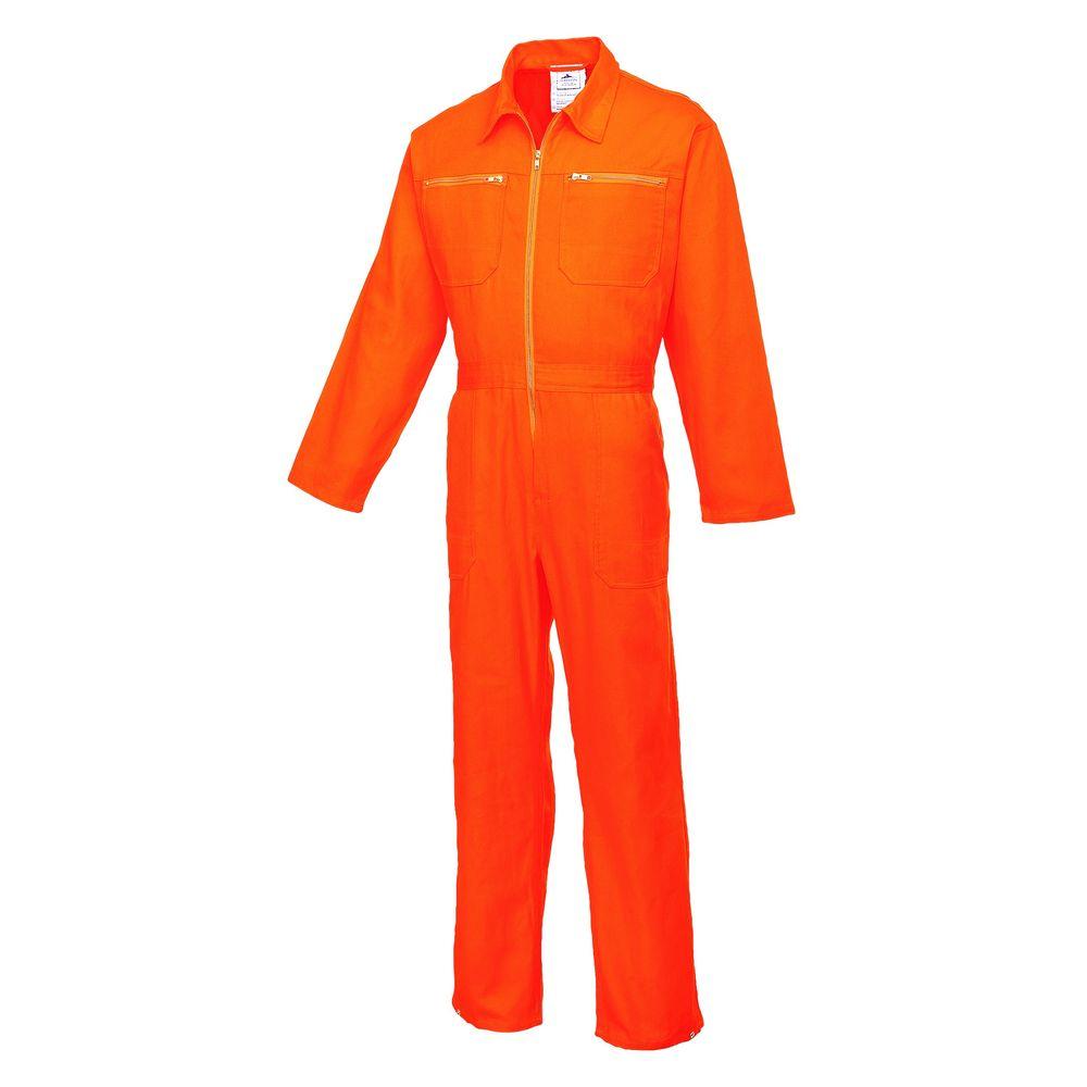Combinaisons de travail Portwest C811 - Orange