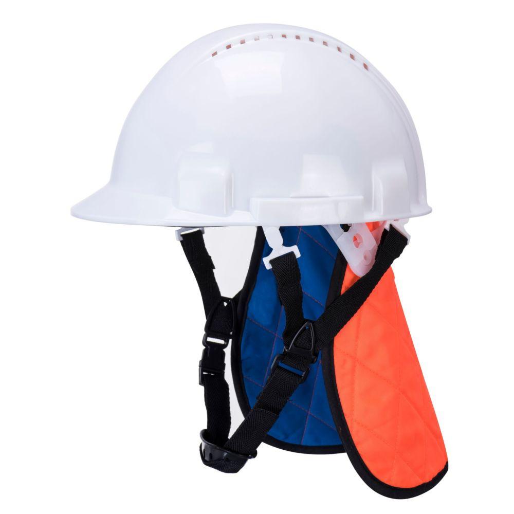 Couronne de refroidissement avec protège cou Portwest - Orange / Bleu
