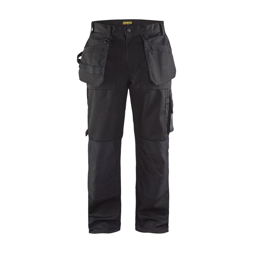 Pantalon de travail ARTISAN Blaklader Polycoton 300g - Noir
