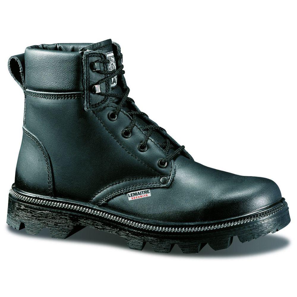 Chaussure de sécurité Lemaitre Ranger S3 CI SRC - Noir