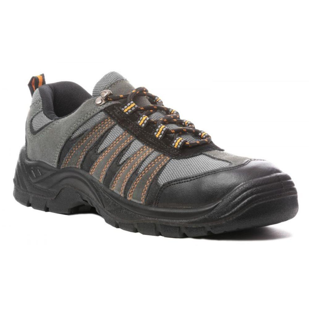 Chaussures de sécurité basses Coverguard DIAMANT S1P SRC - Gris / Orange