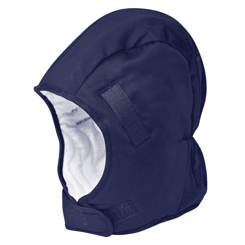 Doublure hiver pour casque 100% coton Portwest - Marine