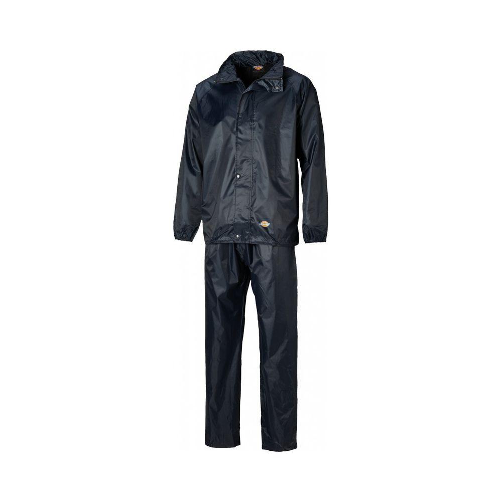 Ensemble de pluie veste + pantalon Dickies Vermont - Bleu Marine