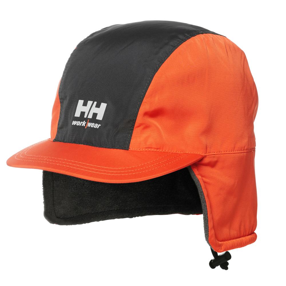 Bonnet imperméable NJORD HAT Helly Hansen - Orange / Gris