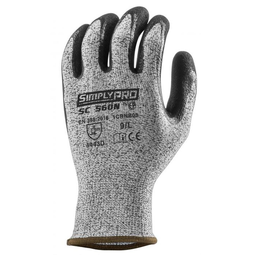 gants anti coupure eurotechnique simply pro sc560n. Black Bedroom Furniture Sets. Home Design Ideas