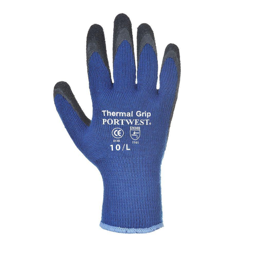 Gants latex anti-froid Portwest A140
