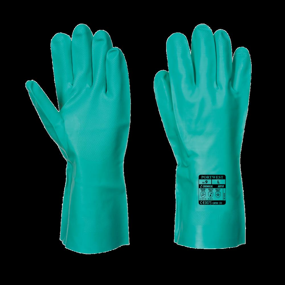 Gants De Protection : gants de protection chimique nitrile portwest nitrosafe a810 ~ Nature-et-papiers.com Idées de Décoration