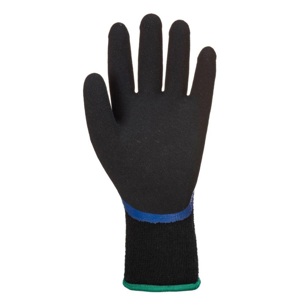 Gants de protection thermique Portwest Thermo Pro - Bleu / Noir