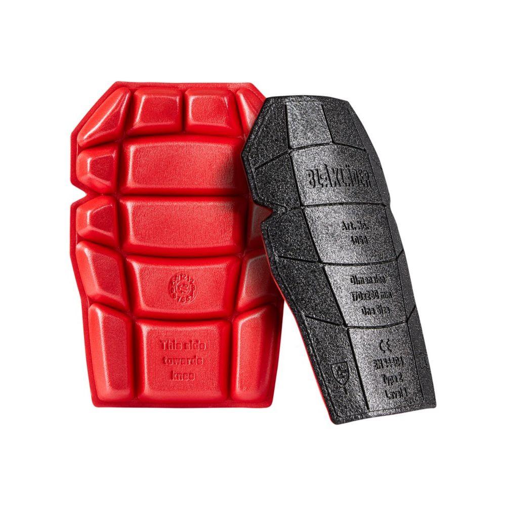 Genouillères de protection Blaklader EVA - Noir / Rouge