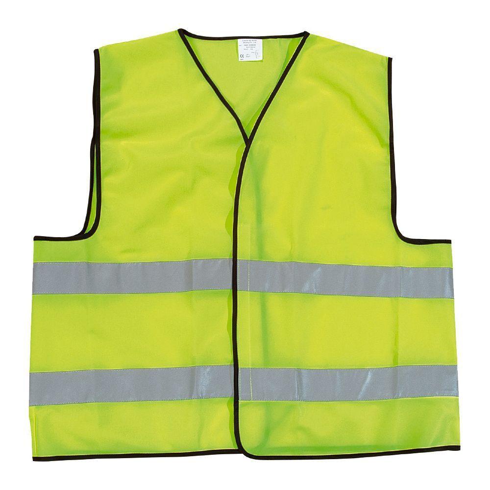 Gilet de sécurité fluoresccent LMA - Jaune