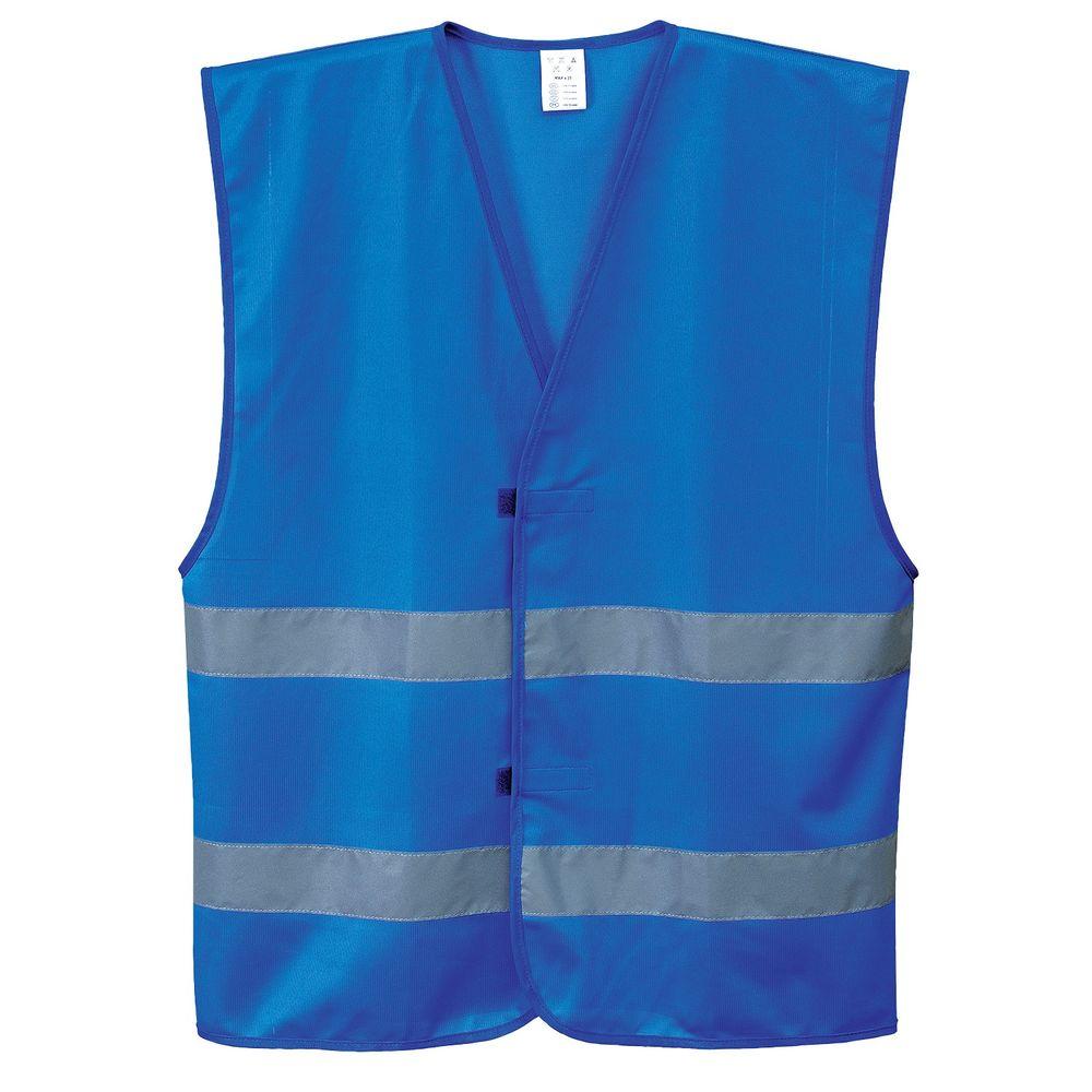 Gilet de sécurité Iona Portwest - Bleu Royal