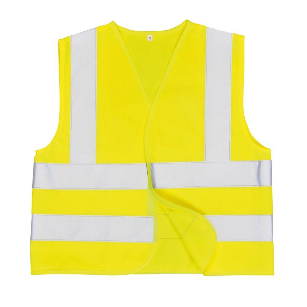 Gilet jaune haute visibilité enfant Portwest - Jaune