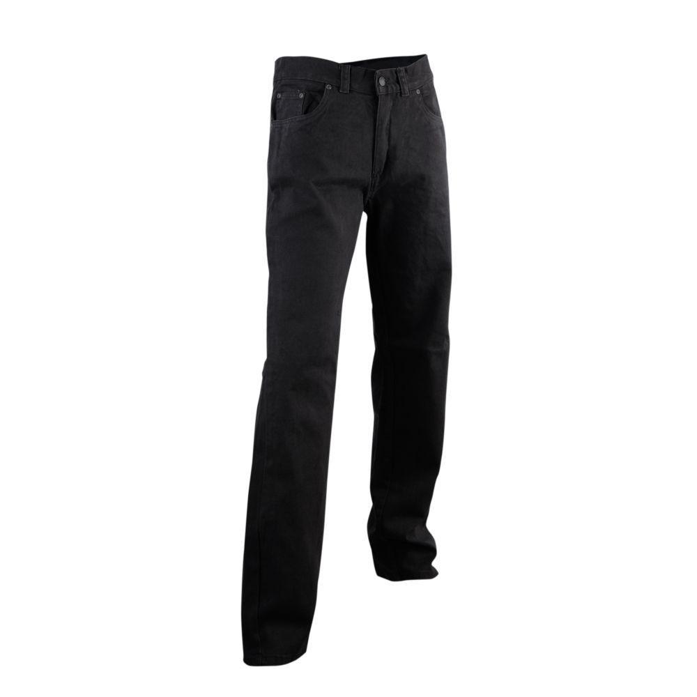 Jeans extensible 5 poches Rio LMA - Noir
