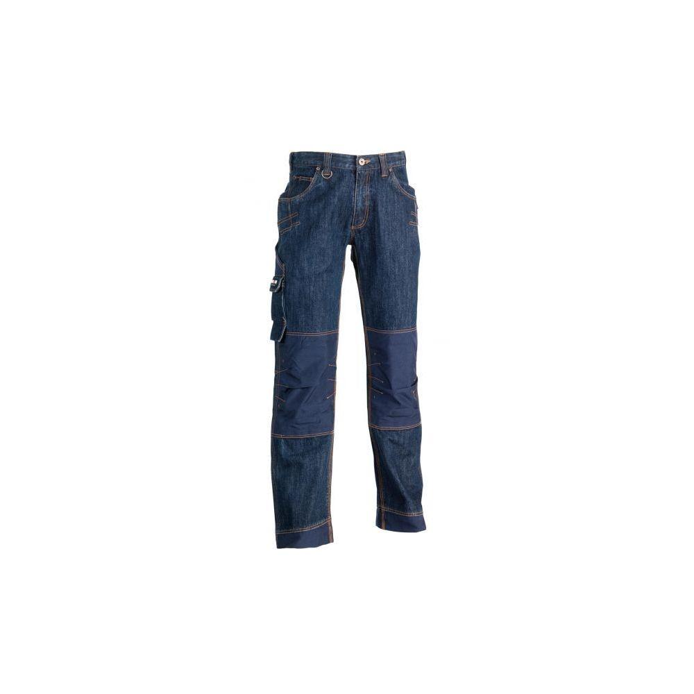 Jeans de travail Krono Herock - Bleu