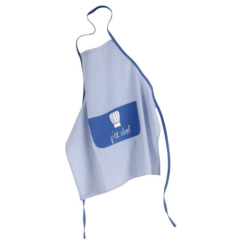Kit de cuisine petit chef enfant Robur Kid Pack - Bleu