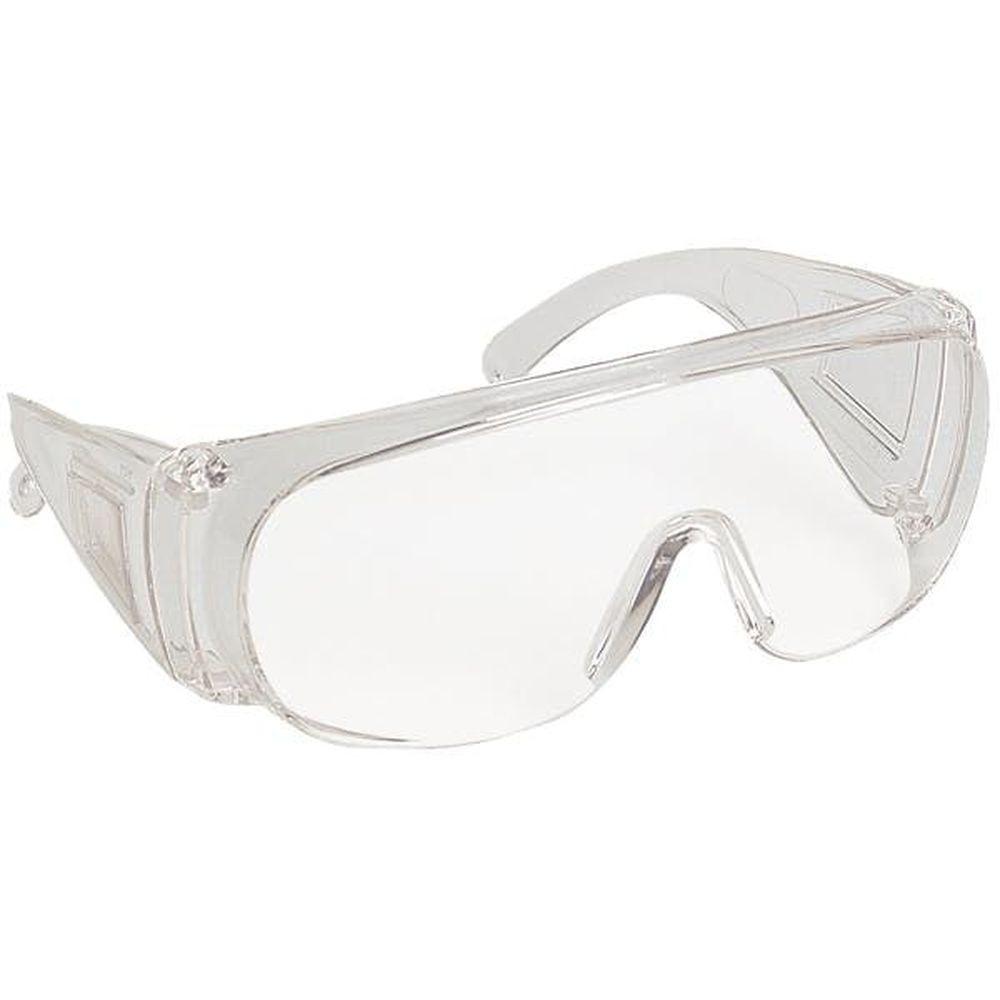 Lunettes de protection impact basse énergie Lux Optical Visilux (Lot de 10) - Incolore