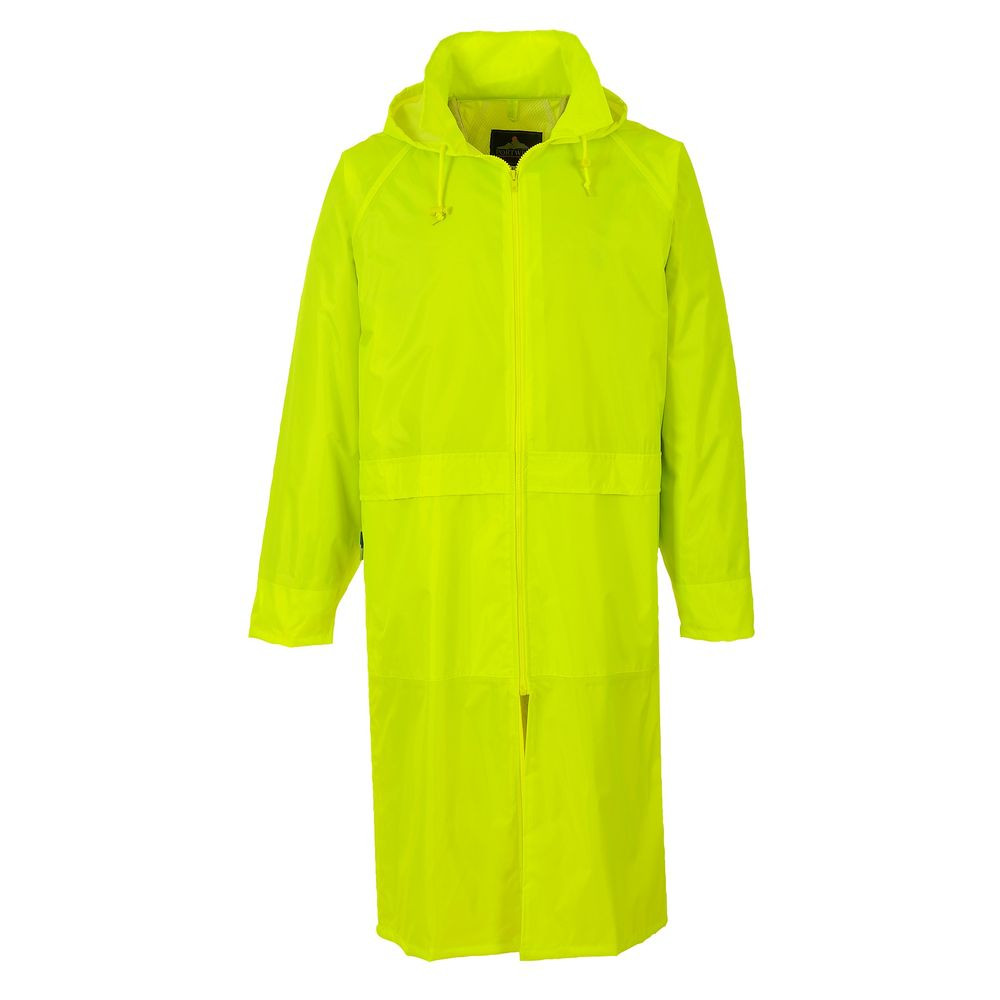 Manteau de pluie Portwest Imperméable - Jaune