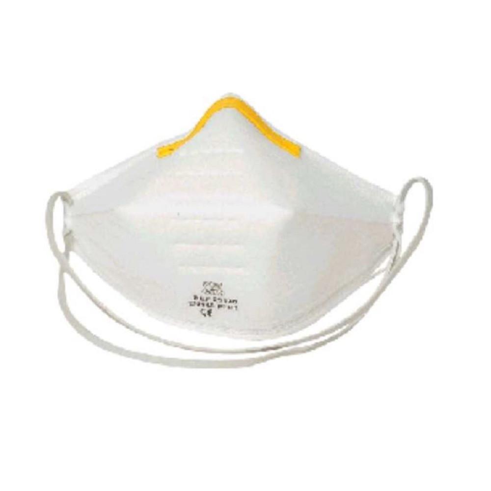Masque respiratoire pliable à usage unique Sup Air FFP1 D SL (boîte de 20 masques) - Masque respiratoire pliable à usage unique Sup Air FFP1 D SL