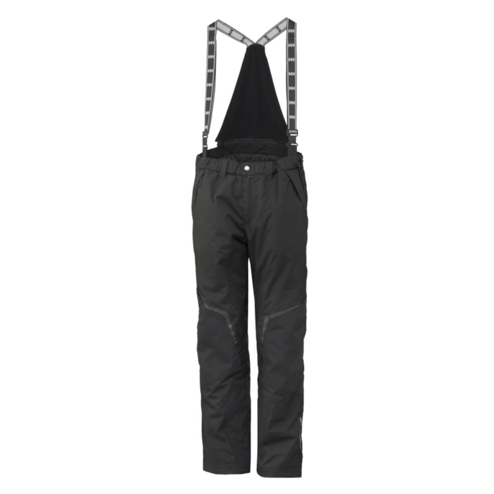 Pantalon à bretelles KIRUNA Helly Hansen - Noir