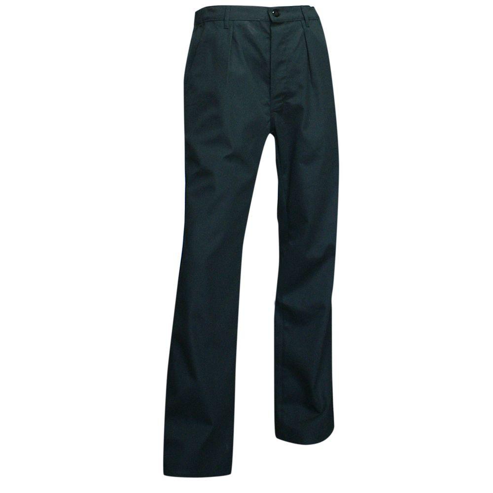 Pantalon de cuisine classique noir Marmiton LMA - Noir
