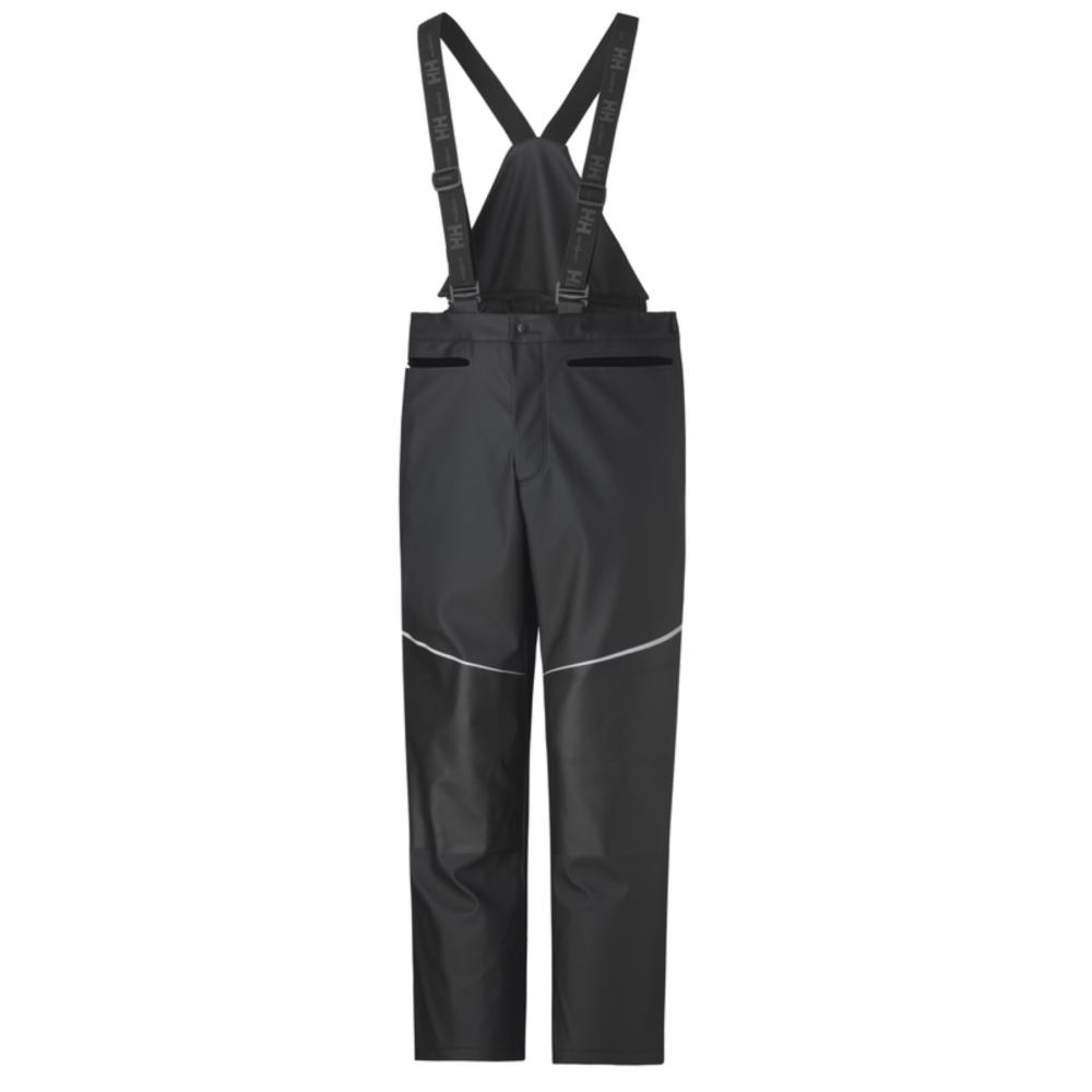 Pantalon de pluie à bretelles CHELSEA Helly Hansen - Noir