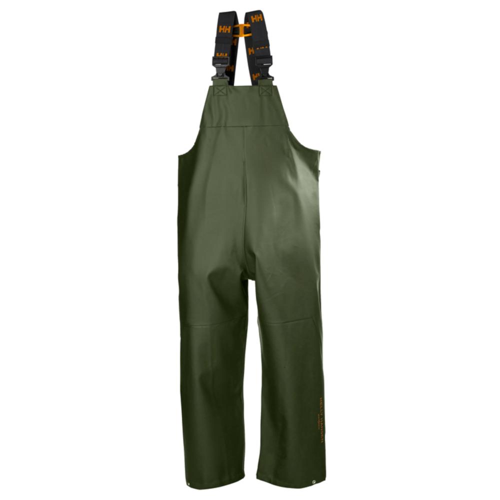 Pantalon de pluie à bretelles Helly Hansen GALE BIB - Vert armee