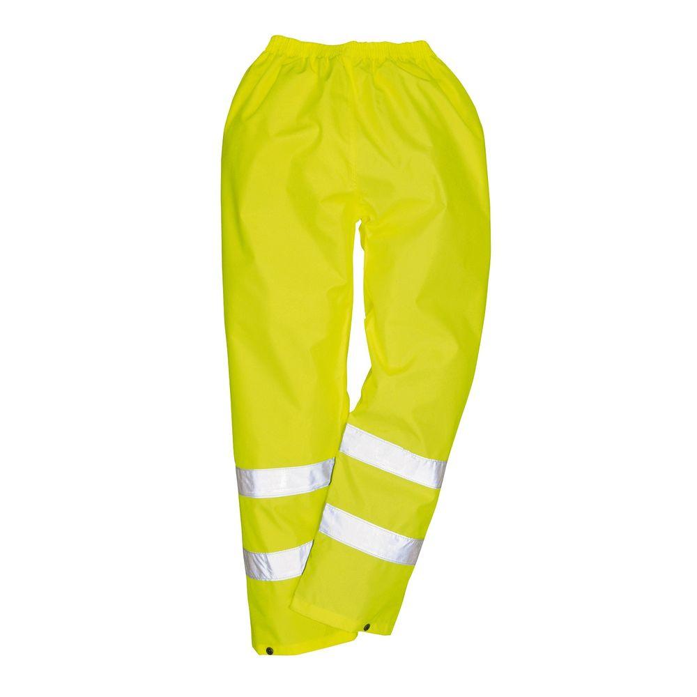 Pantalon de pluie Haute-Visibilité Portwest - Jaune