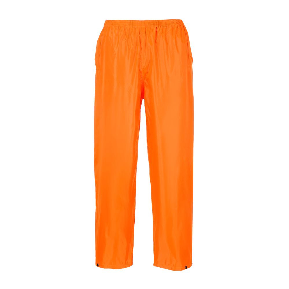 Pantalon de pluie Portwest Classic - Orange