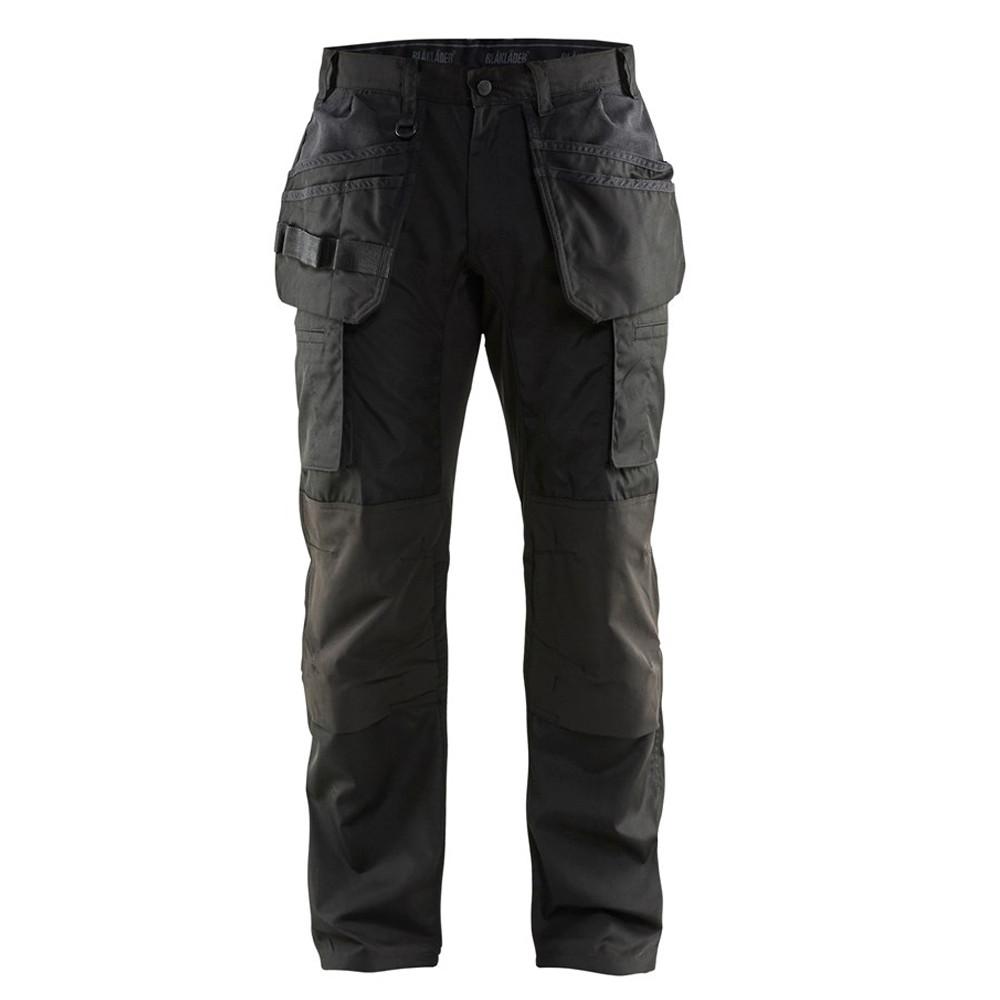 Pantalon de services Blaklader Stretch polycoton - Noir