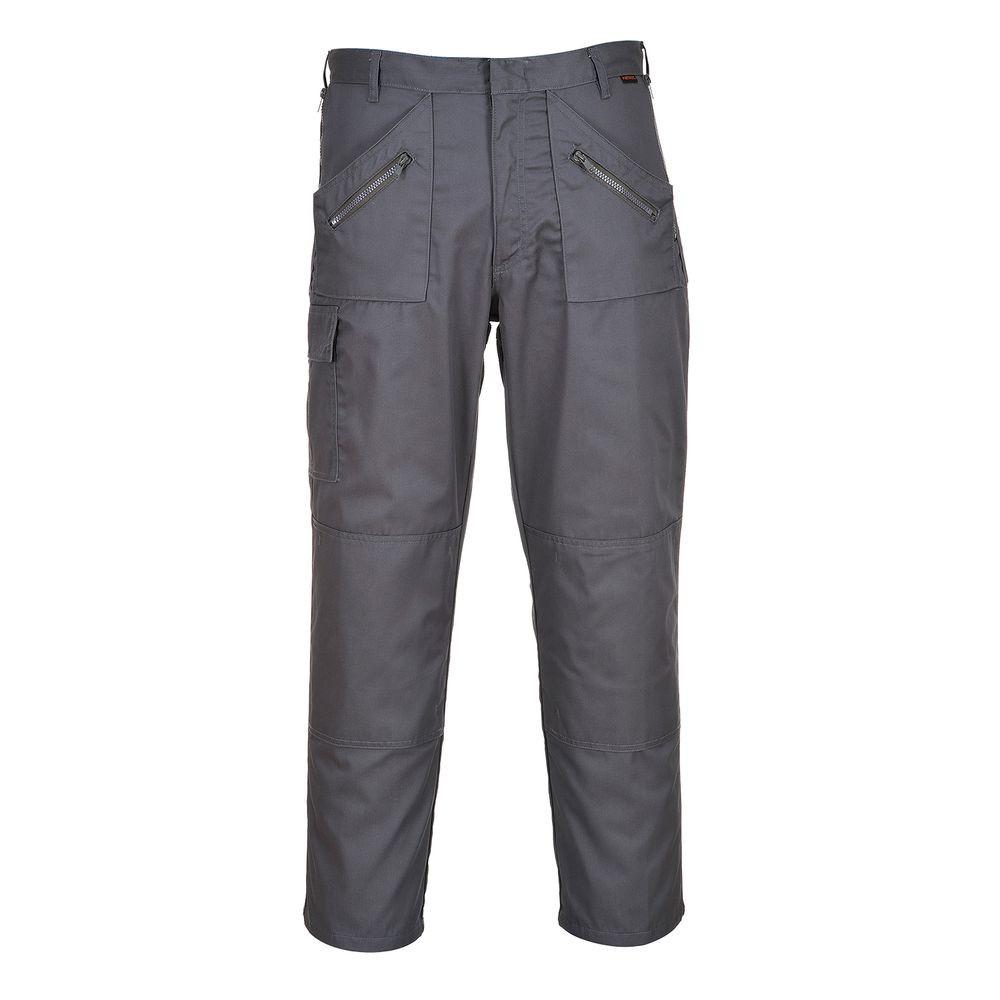 Pantalon de travail ACTION Portwest - Gris