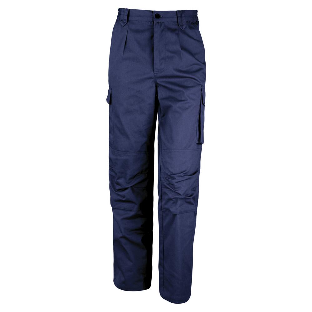 Pantalon de travail Action Work Guard Result - Bleu Marine