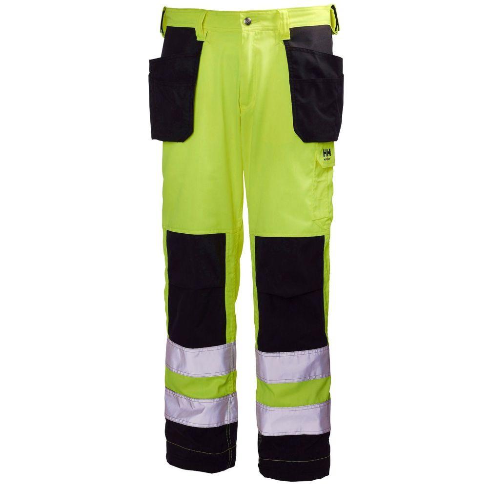 Pantalon de travail Alta Construction Helly Hansen - Jaune