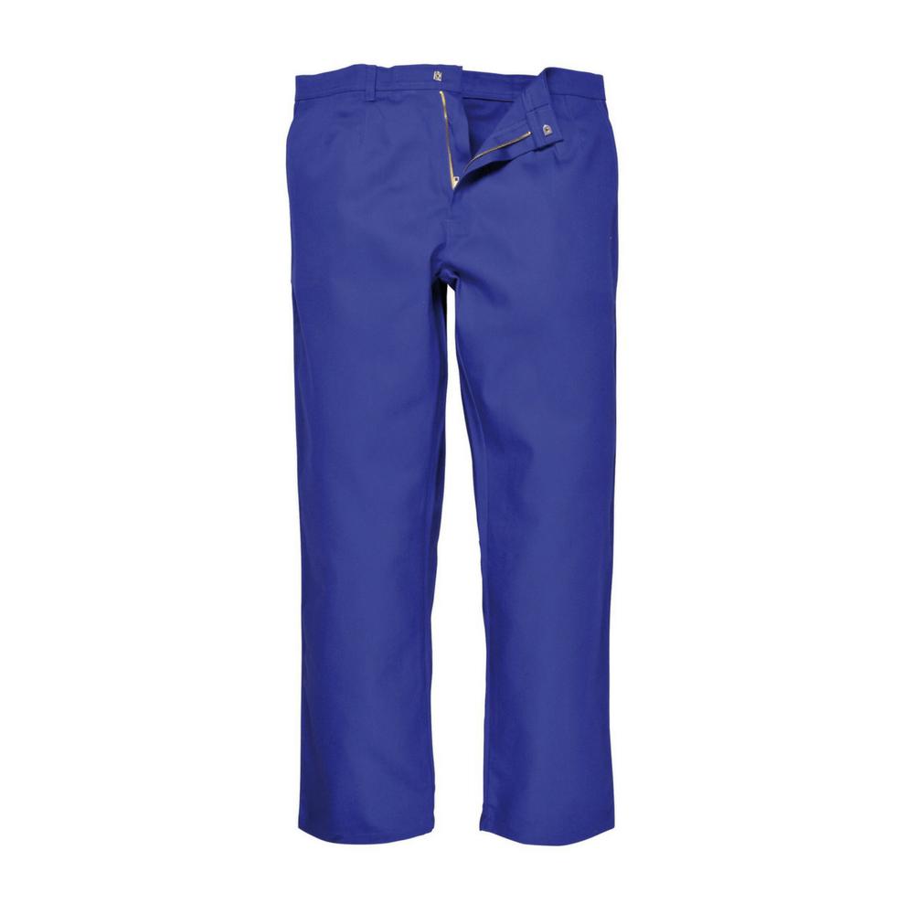 Pantalon de travail Bizweld Portwest - bleu royal