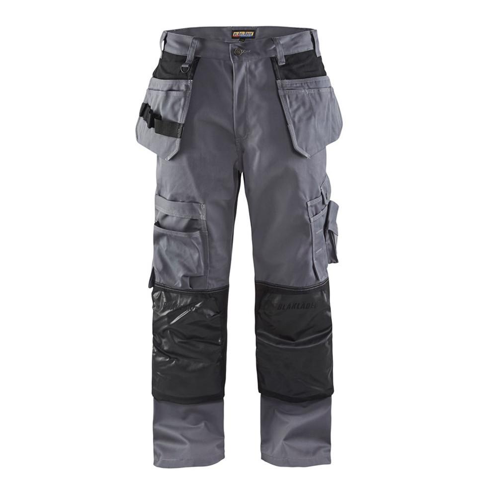 Pantalon de travail Blaklader SPECIAL SOLS - Gris / Noir