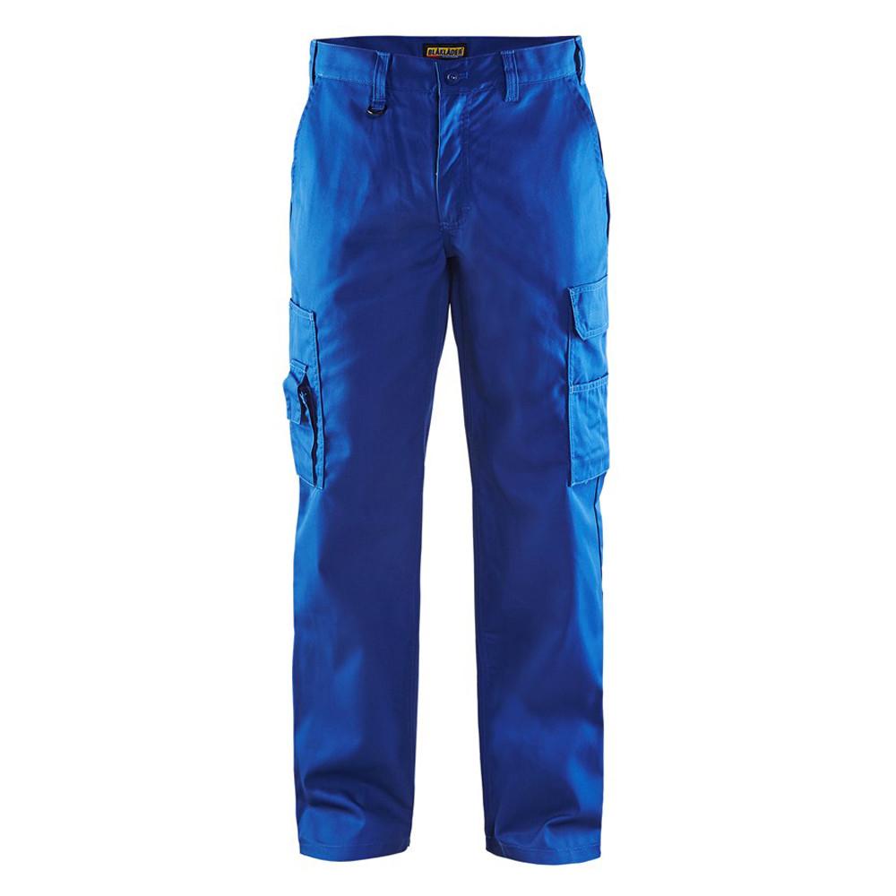 Pantalon de travail Blaklader cargo polycoton - Bleu Roi