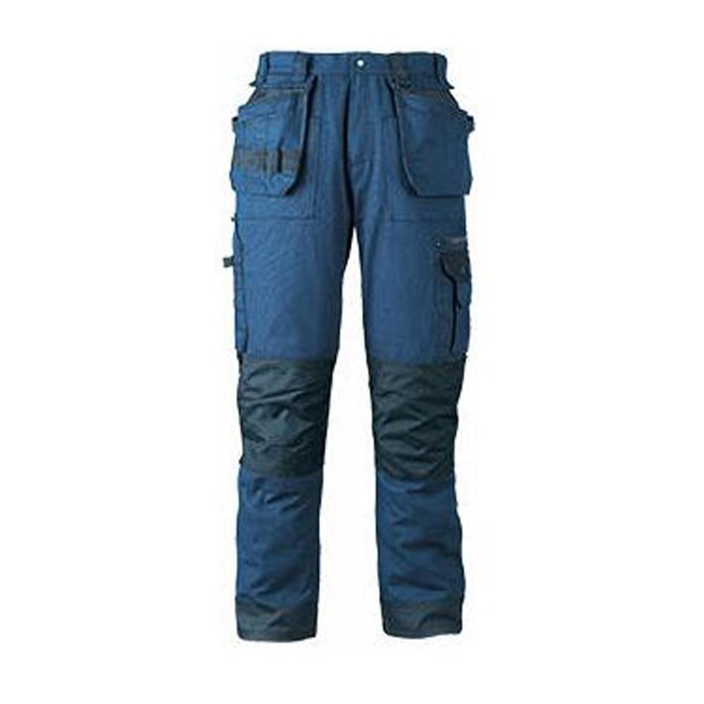 Pantalon de travail multipoches Coverguard Bound - Bleu Jean