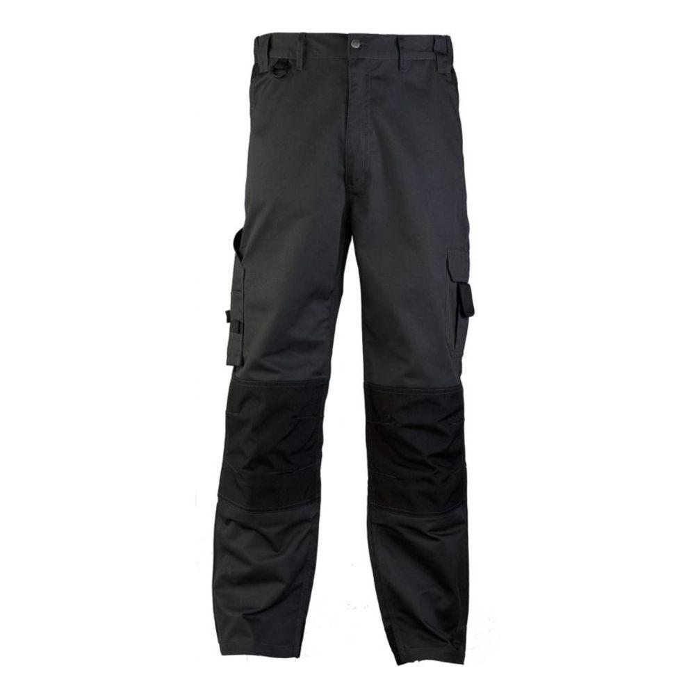 Pantalon de travail multipoches Coverguard CLASS TROUSER - Gris Foncé