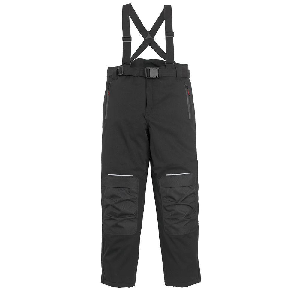 Pantalon de travail softshell à bretelles Coverguard Tao - Noir