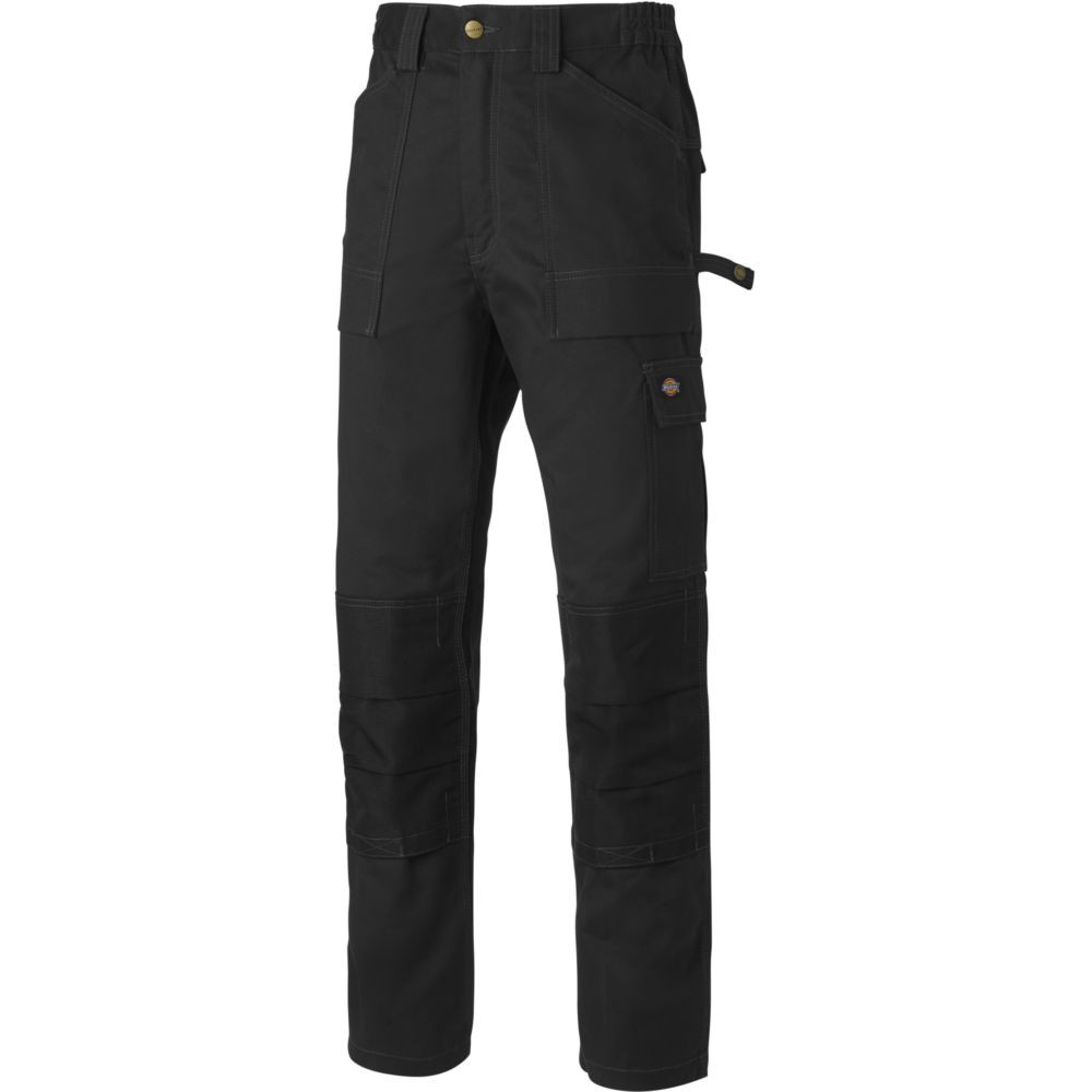 Pantalon de travail Dickies Grafter Duo Tone Small - Noir
