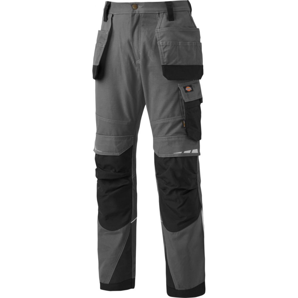 Pantalon de travail multi poches Dickies Pro Holster Trousers - Gris