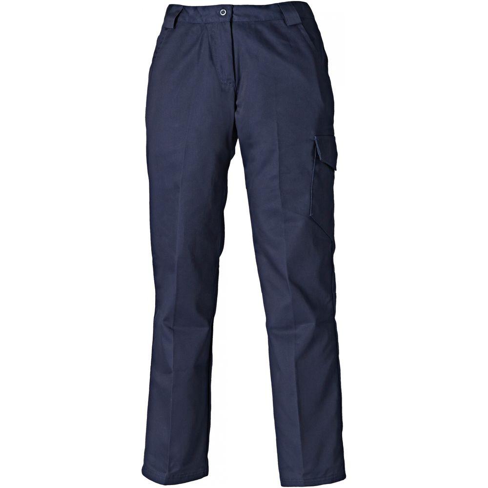 Pantalon de travail femme Dickies REDHAWK - Bleu Marine