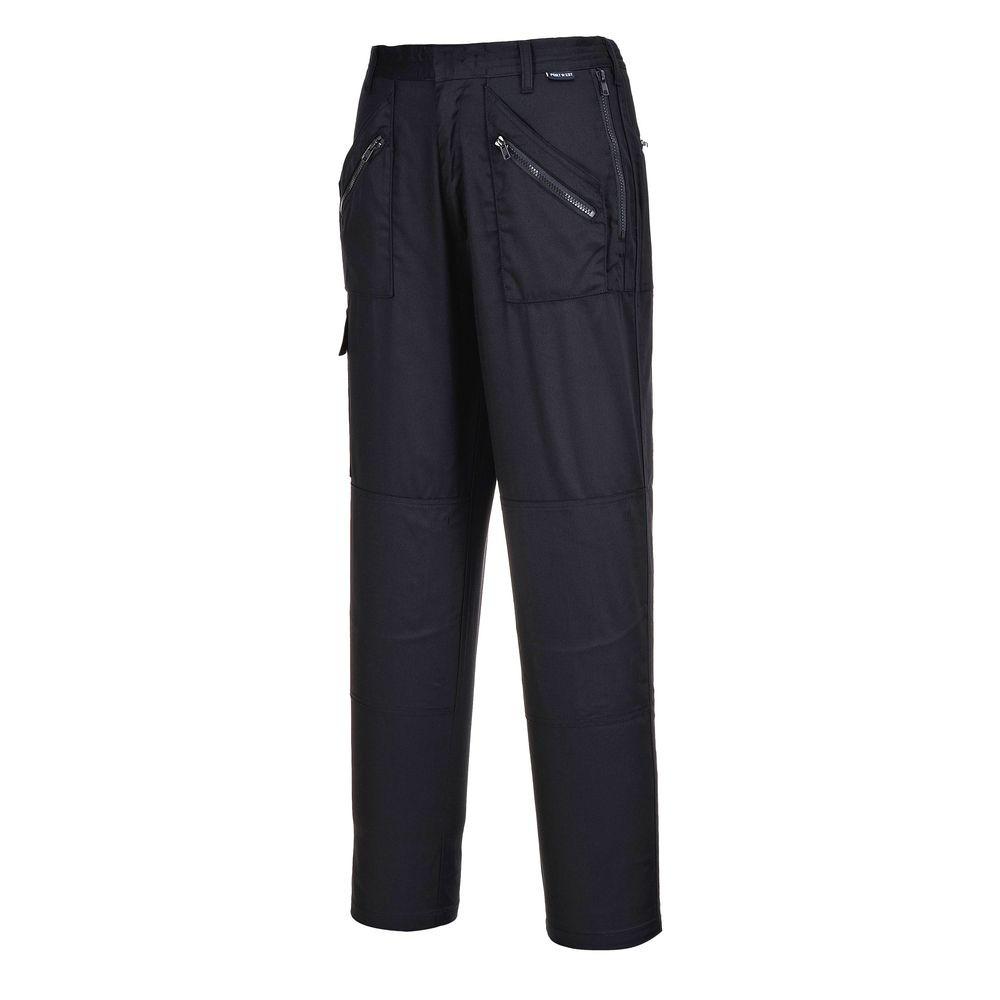 Pantalon de travail Femme Portwest Action - Noir