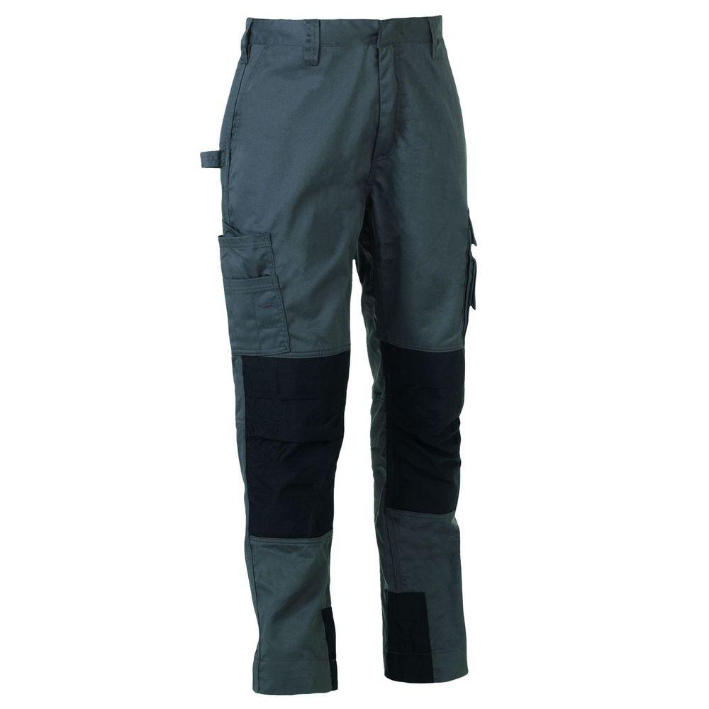 Pantalon de travail Herock Titan - Gris
