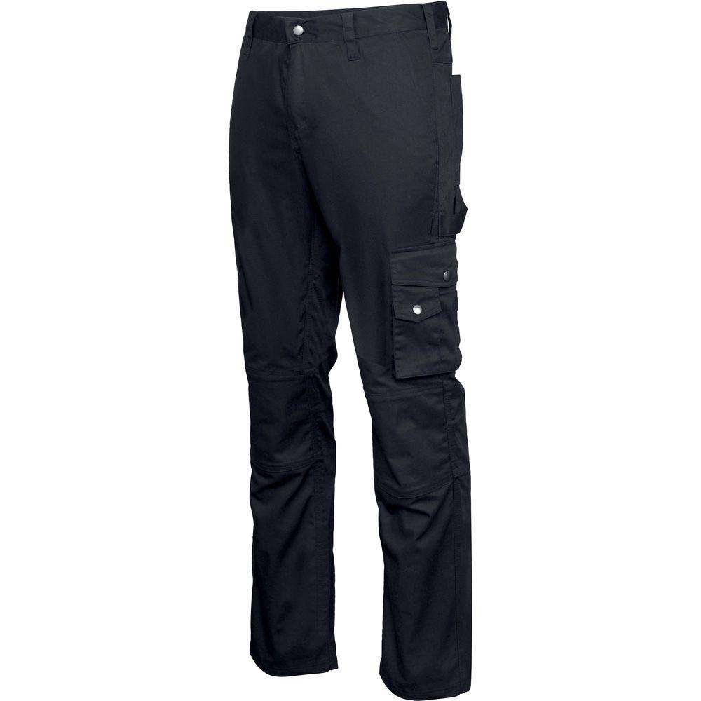 Pantalon de travail Kariban Multipoches - Noir