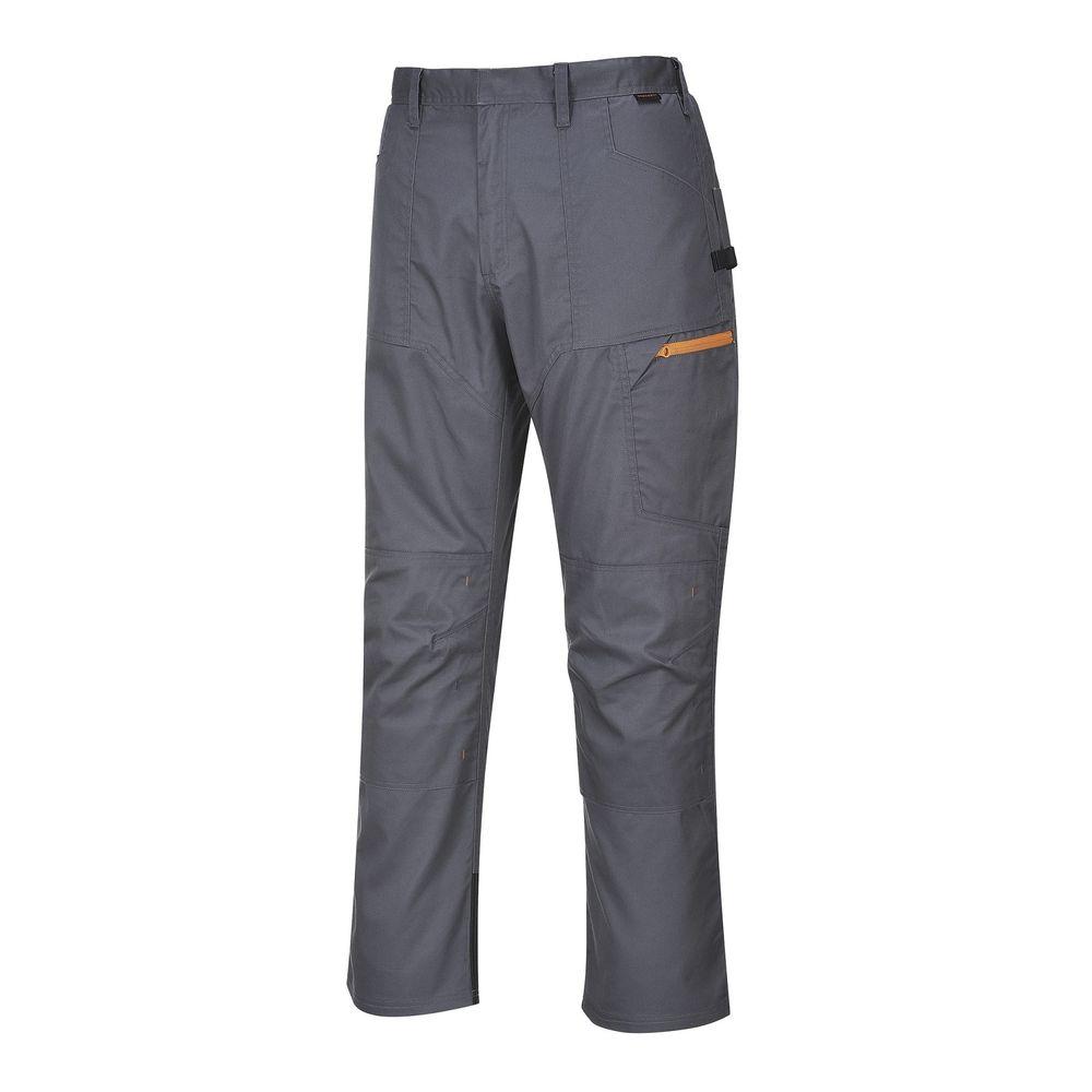Pantalon de travail Multipoche Portwest Texo Danube - Gris